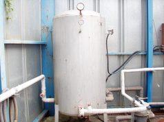 地下水圧力タンク